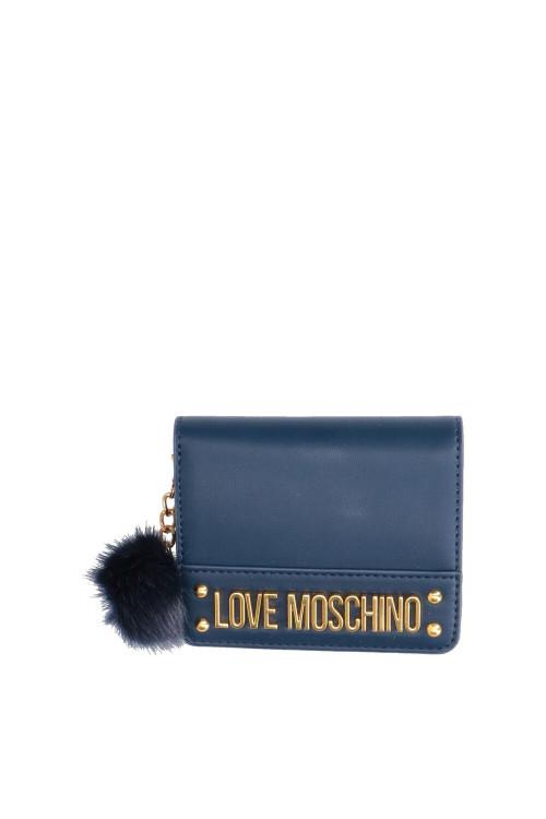LOVE MOSCHINO - PORTAFOGLI
